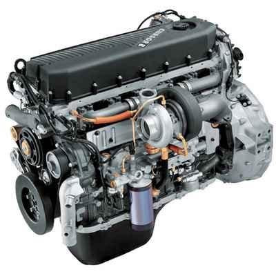 Двигатель Iveco Cursor 8