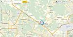 Карта проезда АВТ Моторс (техцентр Север)
